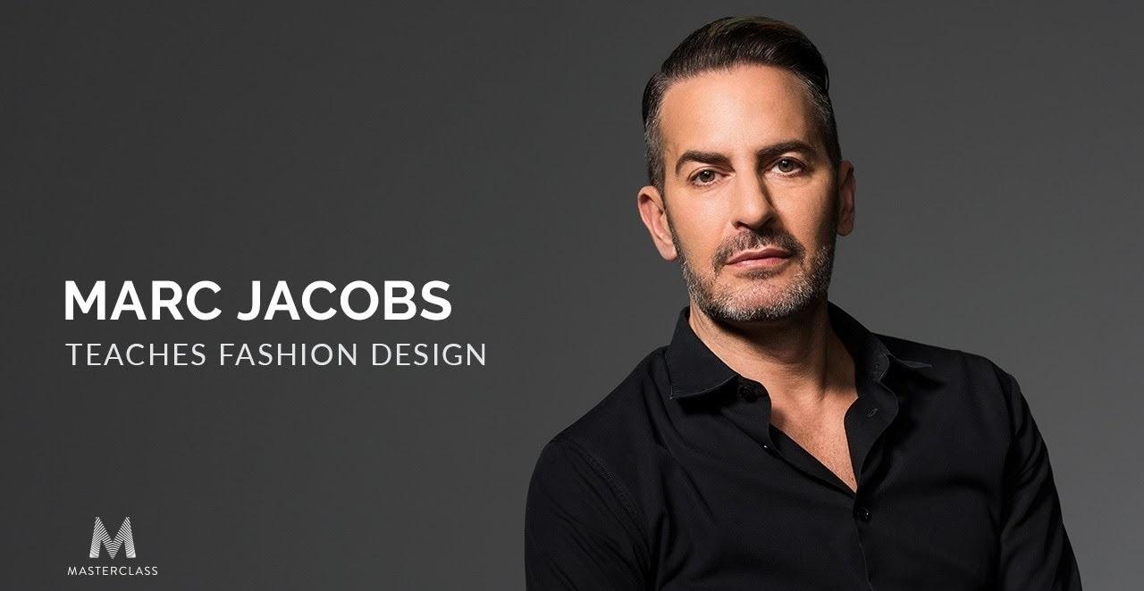 Marc Jacobs - fashion designer